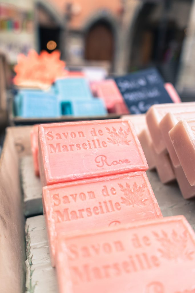 savon de marseille soap, a french lifestyle product you can use at home